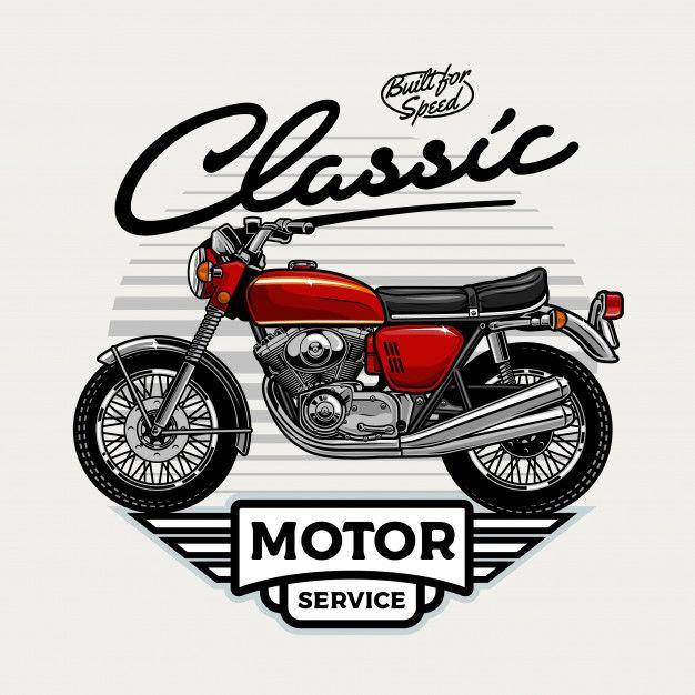 Vintage Motorcycle In 2020 Vintage Motorcycle Art Motorcycle Logo Vintage Vintage Motorcycle Posters