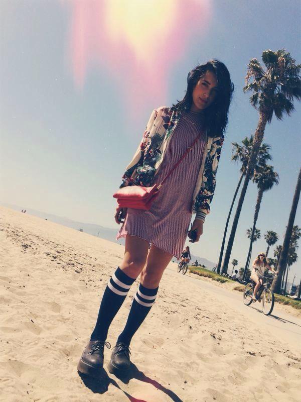 April 2014. Venice Beach. LA