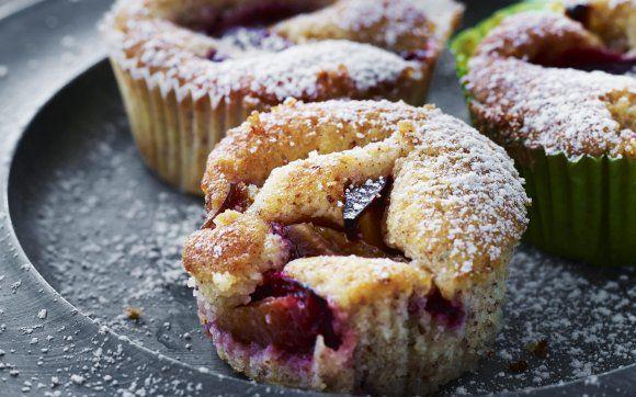 Weekendmenu: Majs, peberfrugter og muffins