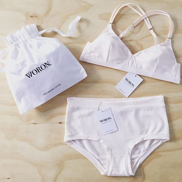 Woronstore - Sustainable Fashion Lingerie