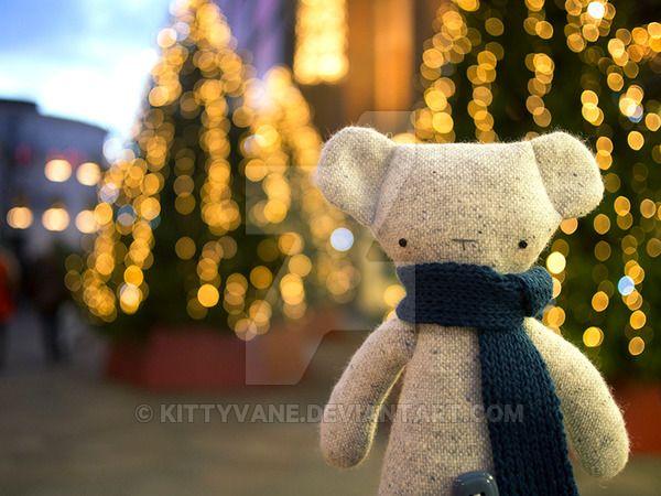 Lumi the little rag-bear by kittyvane.deviantart.com on @DeviantArt