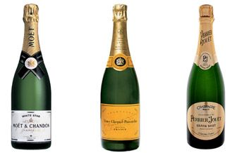 A toast to the 10 best champagnes for under $50.