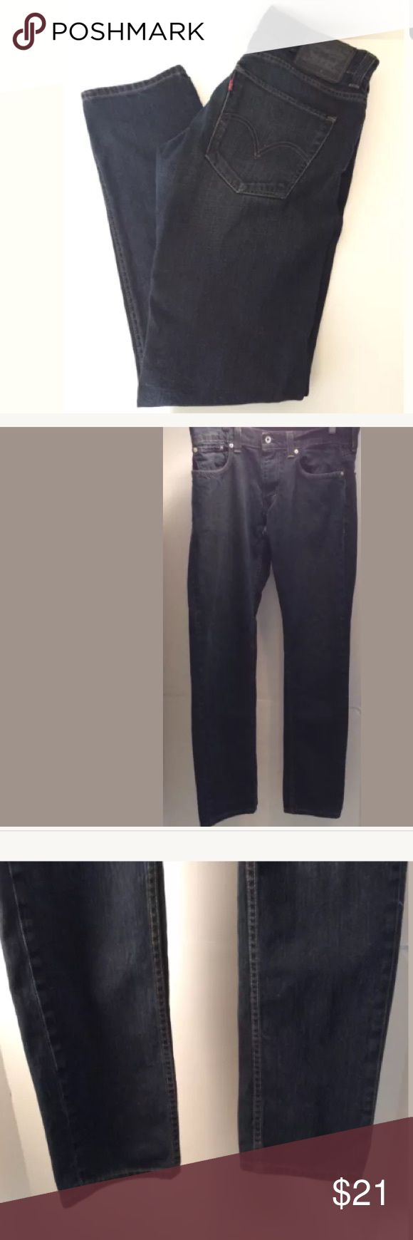Men Levi's 511 Skinny Jeans 32X32 Blue Items for sale: Pre-Owned Blue Men Levi's 511 Skinny Jeans, gently used, good condition and quality. The size is W 32 L 32. 32X32  Thanks for viewing this listing! Levi's Jeans Skinny