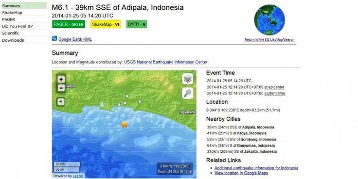 Gempa Kebumen, Mengapa Hampir Seluruh Jawa Merasakannya? - http://www.gaptekupdate.com/2014/01/gempa-kebumen-mengapa-hampir-seluruh-jawa-merasakannya/