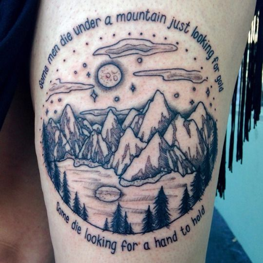 brand new tattoo on Tumblr