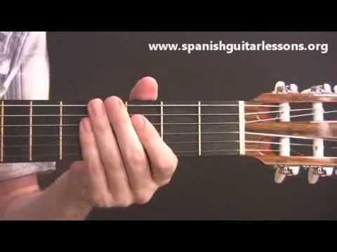 Learn The Most Mysterious Guitar Scale - Spanish Guitar Lessons - YouTube