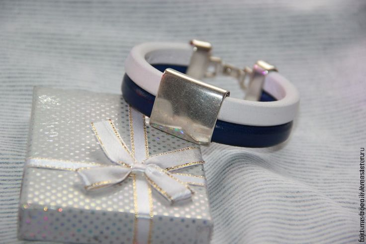 Купить браслет Мечты о море - тёмно-синий, белый, морской стиль, море, путешествие