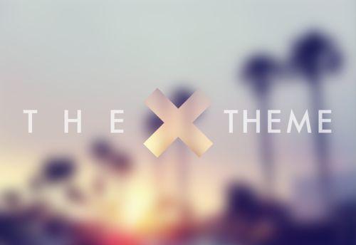 Tumblr The X Theme