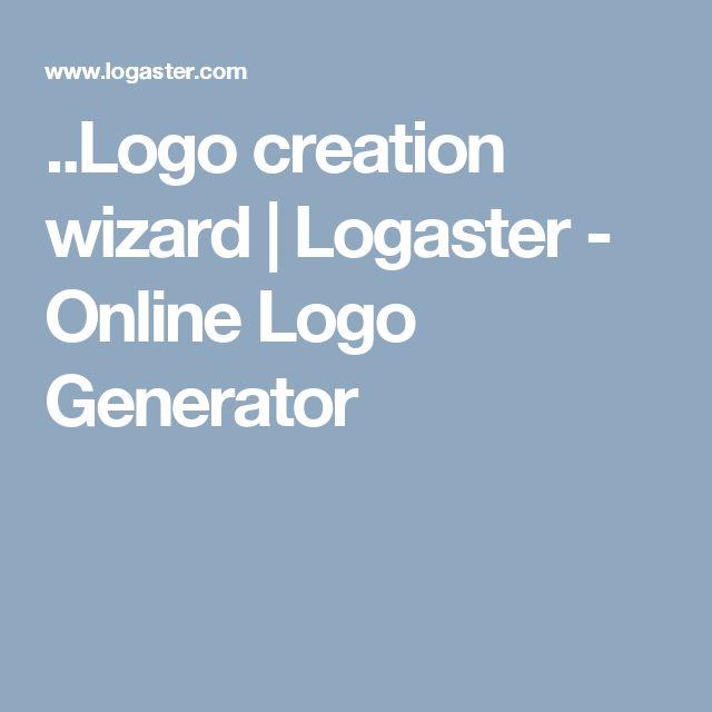 ..Logo creation wizard | Logaster - Online Logo Generator
