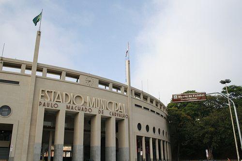 Estádio do Pacaembú by Victor Mozza, via Flickr    Museu do Futebol - São Paulo - SP - Brasil