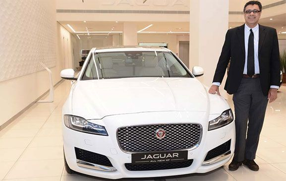 Locally Made #Jaguar XF Launched in #India at just Rs. 47.50 Lacs