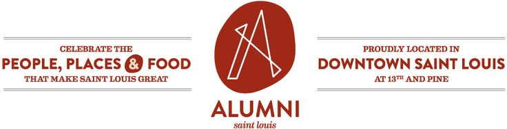 "Alumni Saint Louis--making Sauce Magazine's ""5 New Restaurants to Try this Month,"" May 2013 edition."