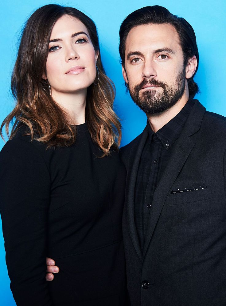 Milo Ventimiglia Says Mandy Moore Isn't Ready For Kids+#refinery29