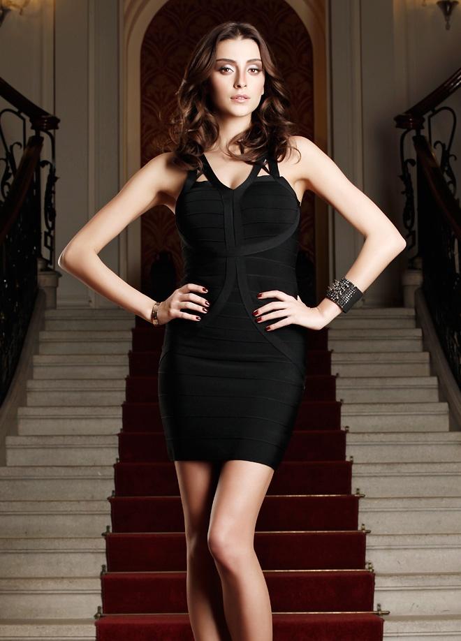 AZM TRIKO Elbise Markafoni'de 174,75 TL yerine 69,99 TL! Satın almak için: http://www.markafoni.com/product/3368777/