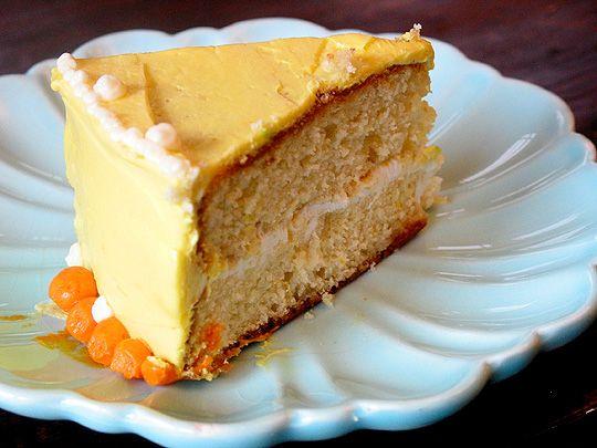 Ina Garten's Bright and Luscious Lemon Cake
