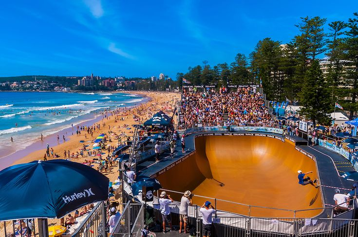 Manly Open of Surfing