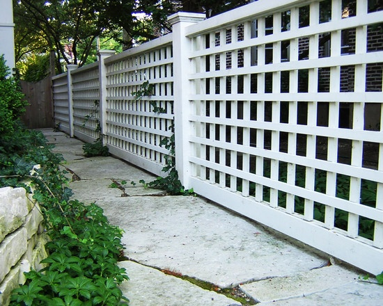 Lattice Fence Design