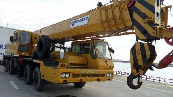 Sewa Crane Jogja untuk alat berat untuk memudahkan kontruksi bangunan, gedung bertingkat tinggi, jembatan untuk proyek pribadi / instansi.