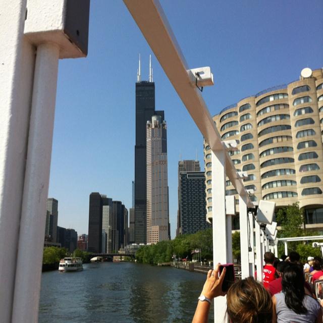Chicago skyline: Chicago Skyline, Places I D