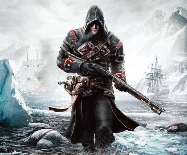 Assassin's Creed Rogue Shay