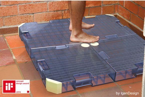 Quer conferir ideias para reaproveitar água do chuveiro e da máquina de lavar?! Clique na imagem!