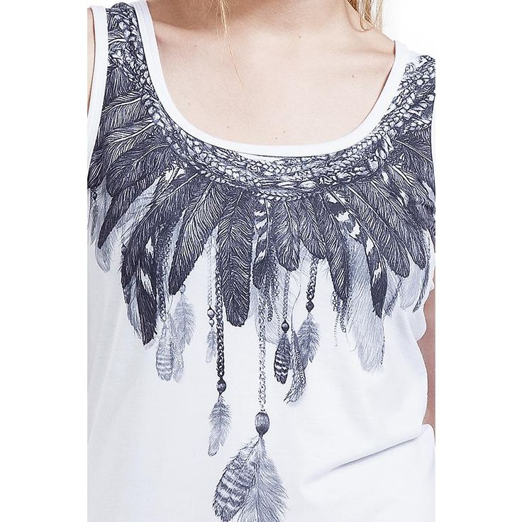 Innocent Topp »Feather« | Köp i Sweden Rock Shop | Mer kåda Toppar finns online ✓ Oslagbara priser!
