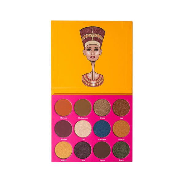 Juvia's Place The Nubian 2 Eyeshadow Palette | Makeup | Beauty Bay (£42) ❤ liked on Polyvore featuring beauty products, makeup, eye makeup, eyeshadow and palette eyeshadow