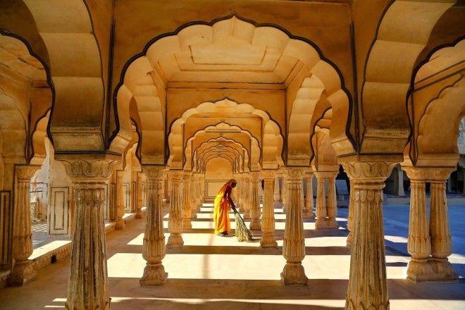 Amberfort, Jaipur, India | 1,000,000 Places