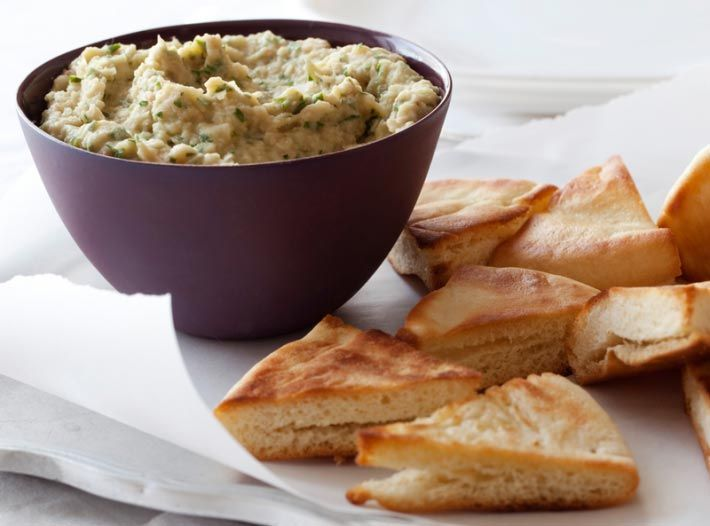 Cavanaugh Olive Oil | Italian Herb White Bean Dip - Cavanaugh Olive Oil