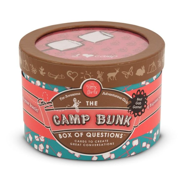 Melissa & Doug Camp Bunk Box of Questions | Cool Mom Picks