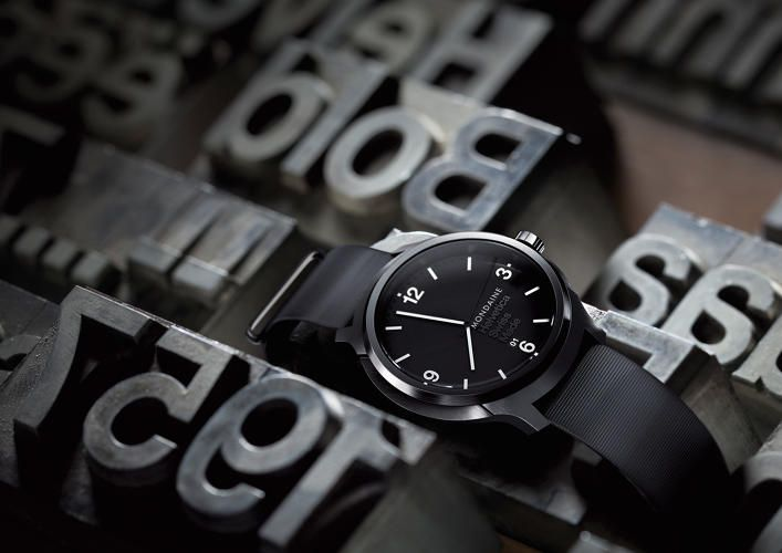 The Helvetica Watch Is A Real Thing That You Can Buy | Co.Design | business + design