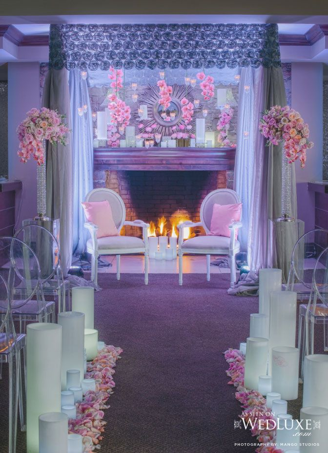 Stunning Luxury Wedding Creative At Palais Royale - Wedding Decor Toronto Rachel A. Clingen Wedding & Event Design