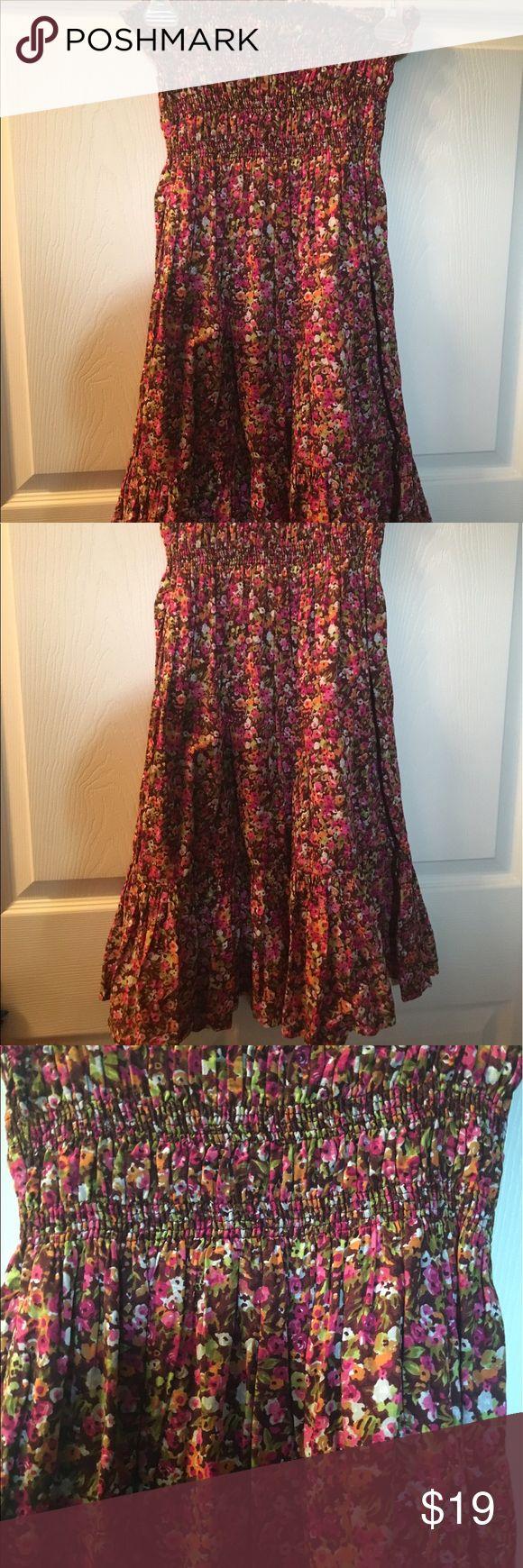 Summer VS DRESS Comfy and fun for beach, vacations or BBQs! PINK Victoria's Secret Dresses Maxi