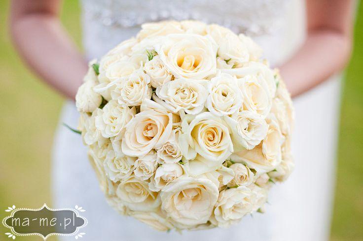 Kremowe róże/ Creamy roses
