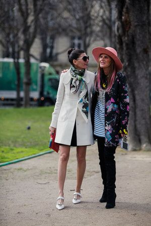 PFW FW16 Street Style - March 2016