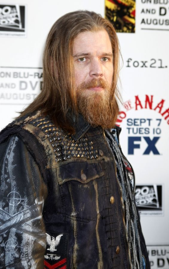 ryan hurst death | Ryan Hurst of Sons of Anarchy
