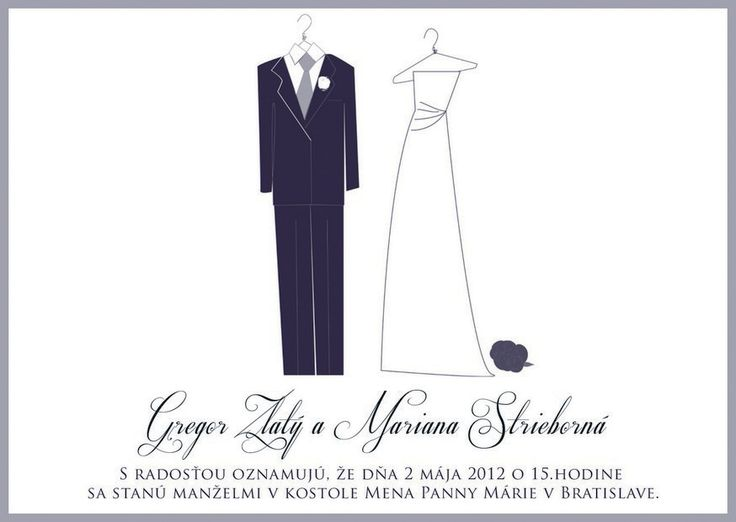 Prinášíme inovace ve svete svatebních oznámení, u nás si vybere každý! :) http://www.svatba-oznameni.cz/