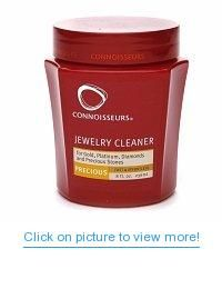 Connoisseurs Jewelry Cleaner 8 fl oz (236 ml) #Connoisseurs #Jewelry #Cleaner #fl #oz #ml
