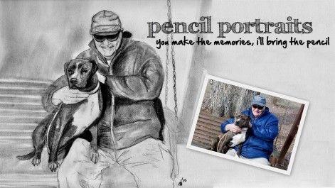 Pensil Potret Menggambar Tips Beberapa Subjects