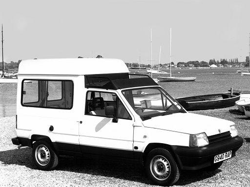 Seat Terra Vista (1986 – 1998).
