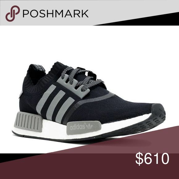 NMD PK KEY TO THE CITY BLACK To buy message my boss at carlosmansion01@gmail.com I'm selling unsold stock from flight club so credit card only because I need to put it through flight club Shoes Sneakers