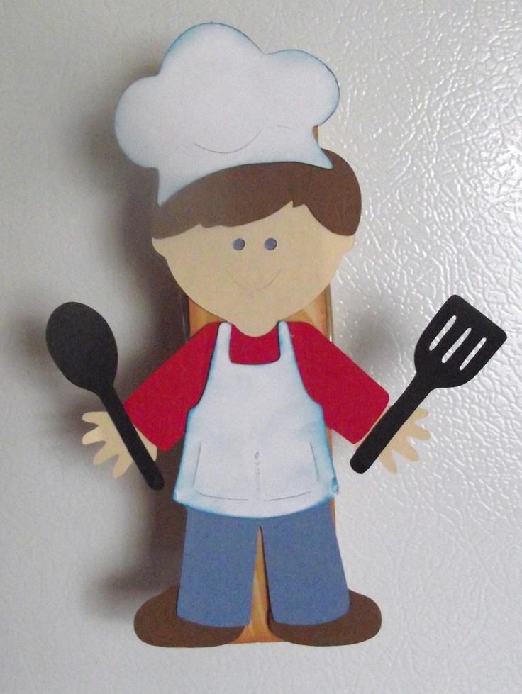 вот аппликация по профессиям повар картинки смогла поехать