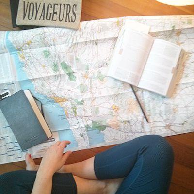 Blog trip – Road trip dans le sud-ouest des Etats-Unis // C'est parti !
