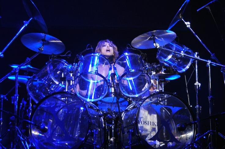 Yoshiki . X-Japan . Teatro Caupolicán