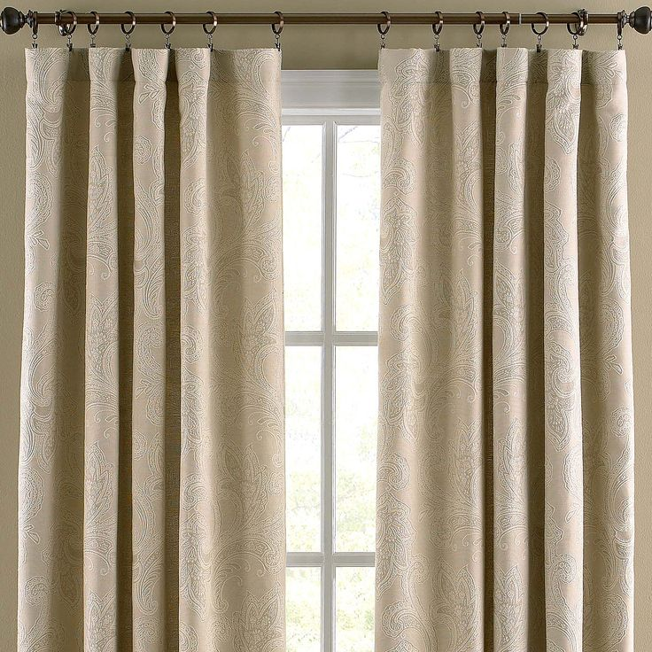 1000 Images About Curtains On Pinterest Damask Curtains Drop Cloth Curtains And Cindy Crawford
