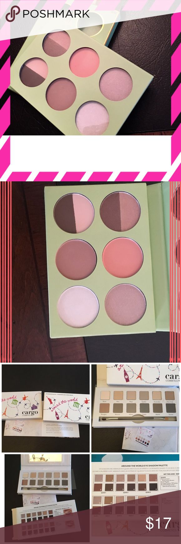 "Book of Beauty Minimal Makeup Pixie by Petra book of Beauty- complete with 2 highlighters, 2 cheek tints, and 4 eye shadows, this sophisticated beauty kit is your new secret weapon for creating the perfect ""no makeup"" look. It's luminous barely there hues will subtly enhance your natural glow, eliminating the guesswork from your daily beauty routine. Pixi Makeup"