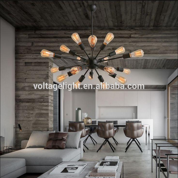 17 meilleures id es propos de lustre edison sur pinterest clairage rustique lumi res. Black Bedroom Furniture Sets. Home Design Ideas