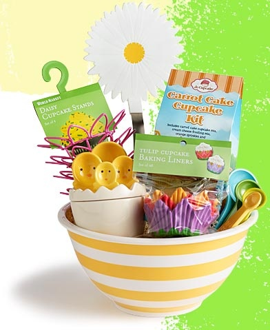 85 best easter basket ideas images on pinterest easter baskets easter basket ideas from world market bakers bounty negle Choice Image