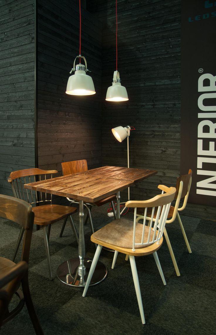 Vintage By LEDS-C4 in Stockholm Furniture Fair 2015