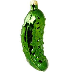 Pickle Ornament Old World Glass Christmas Tradition | Ornaments and ...
